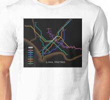 Lima Metro  Unisex T-Shirt