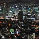 Part of Seoul At Night by Christian Eccleston