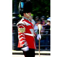 When the Guards are on Parade Photographic Print