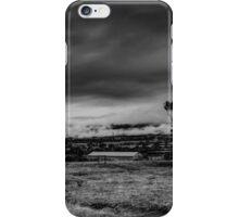 Mist on the Plains iPhone Case/Skin