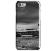 Mist on the Plains iPhone Case/Skin