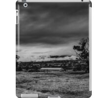 Mist on the Plains iPad Case/Skin