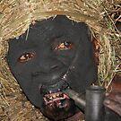 batwa pygmy spirit man by gruntpig