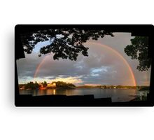 ARCOBALENO RB Canvas Print