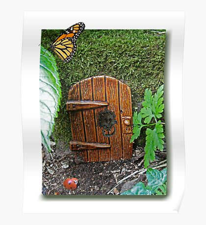 Fairy House Poster
