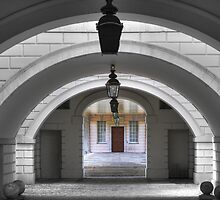 Archways by Karen Martin