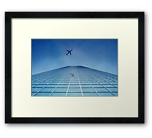 Prophecy - 9/11 Framed Print