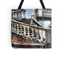 Steps at Queen's House Tote Bag