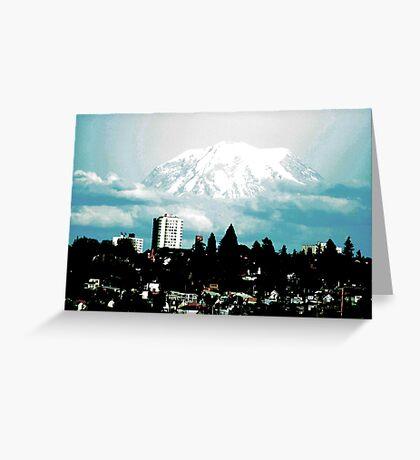 Tacoma, Washington Greeting Card