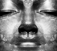 Lord Buddha 12 by Rois Bheinn Art and Design