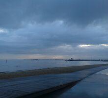 St Kilda Pier by MichiePal