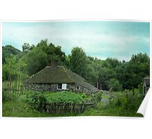 Stone Cottage Poster