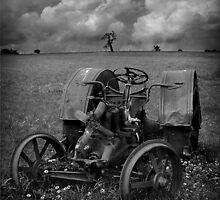 Briars Tractor by Joseph Darmenia