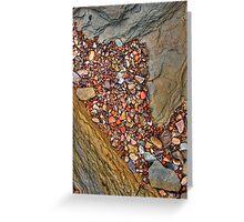 Rocks on the Rocks Greeting Card