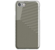 Business as Usual - Voronoi Stripes iPhone Case/Skin
