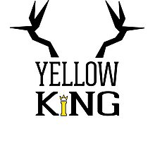 The Yellow King Photographic Print