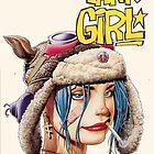 Tank Girl by NanaAlien
