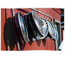 Need a Hubcap? Poster