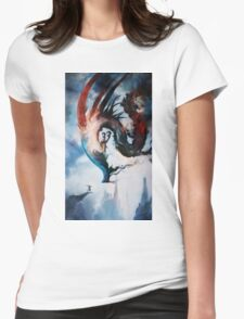 The Storm Queen Womens Fitted T-Shirt