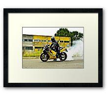 CBR F4 Framed Print