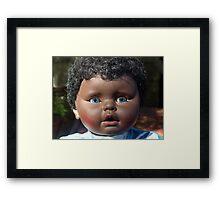 Baby Doll Framed Print