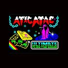 Atic Atac 80's gold by Luckyman