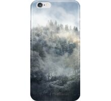 Hides the Winter's Heart iPhone Case/Skin