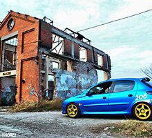 Peugeot 206 by Andreicbr