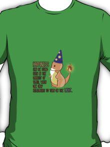 CHARMANDER TURNS UP THE LIGHT T-Shirt