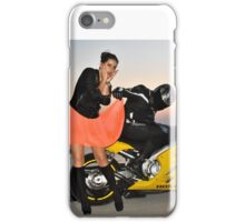 Oups! iPhone Case/Skin