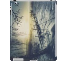 Winter you winter me iPad Case/Skin