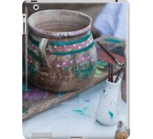art of the potter iPad Case/Skin
