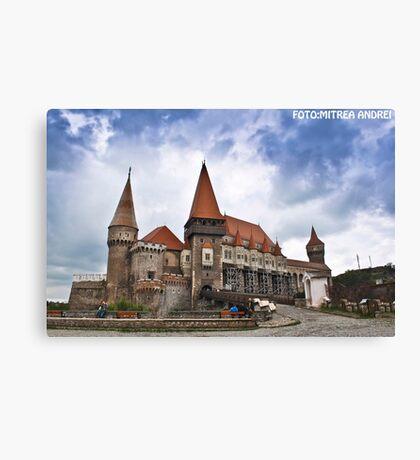 Corvins Castle Canvas Print