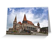 Corvins Castle Greeting Card