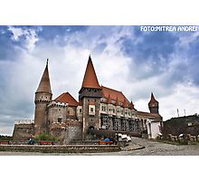 Corvins Castle Photographic Print