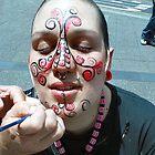 Face Paint by TerraChild