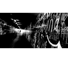 Our Urban Twilight Photographic Print