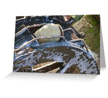 old watermill Greeting Card