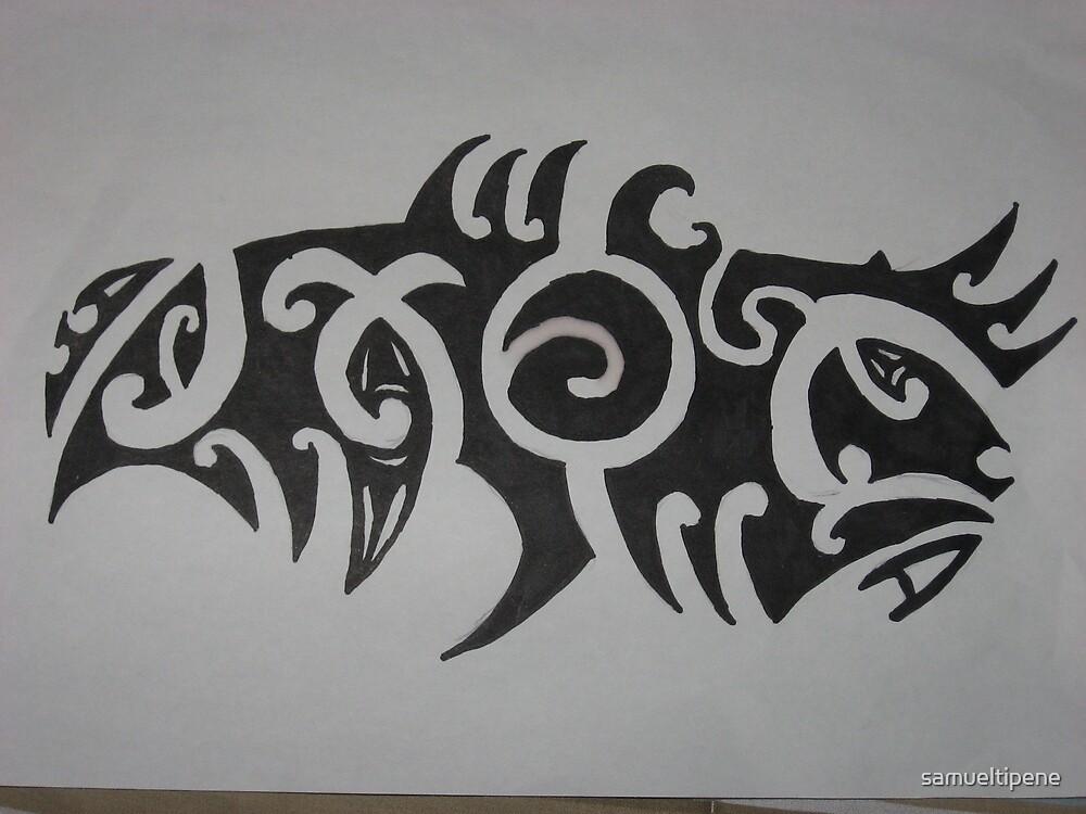 maori design by samueltipene