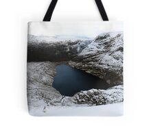 Irish corrie lake Tote Bag