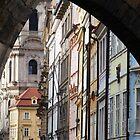 Prague Backstreets by davidandmandy