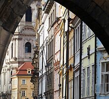 Prague Backstreets by davidandmandy