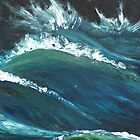 Storm at Sea by MARTISTIC