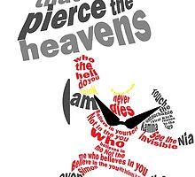 Pierce the heavens by Beserker