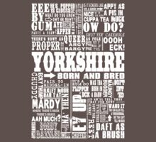 YORKSHIRE SAYINGS Kids Clothes