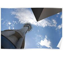 Sky Tower Poster