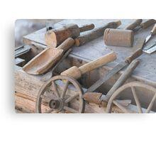 craft tools Metal Print