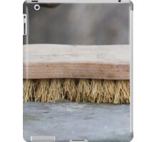brush to wash iPad Case/Skin