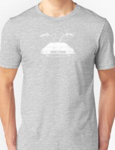 Delorean (White) T-Shirt