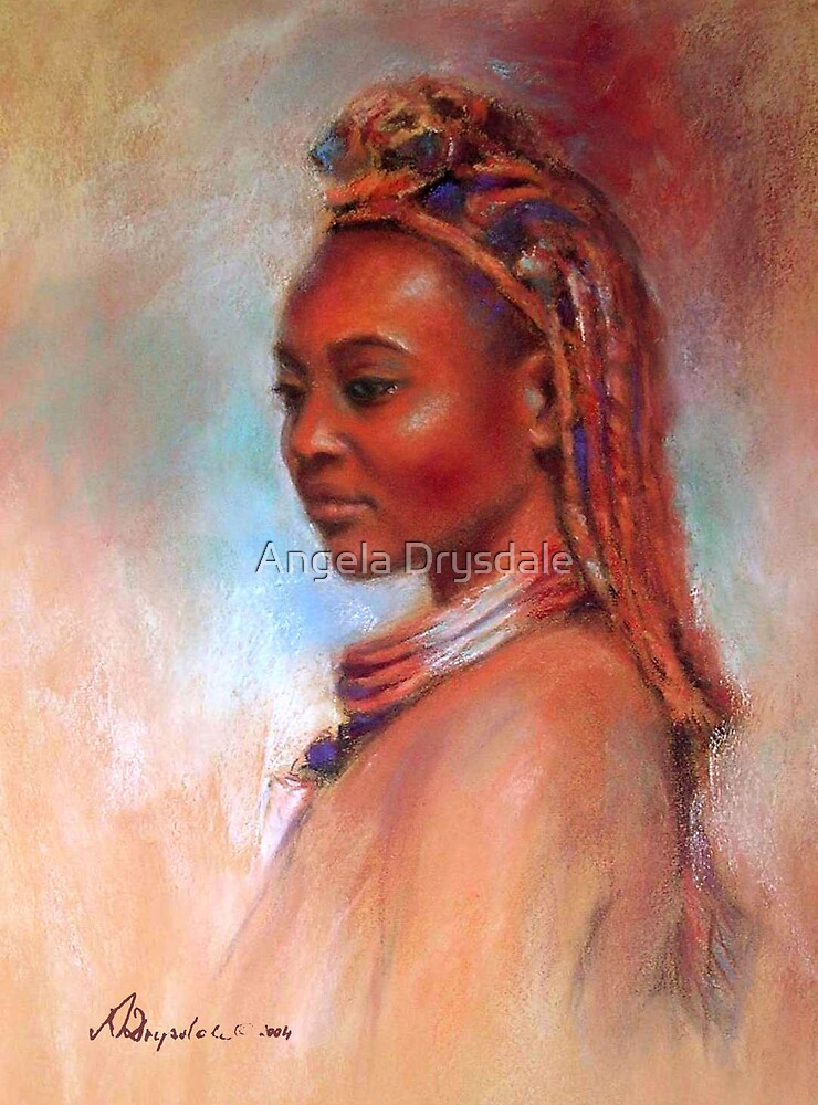 Adorned by Tradition by Angela Drysdale